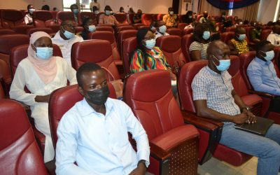 PEACE OPERATIONS COURSE 2021 TAKES OFF AT GHANA ARMED FORCES COMMAND AND STAFF COLLEGE